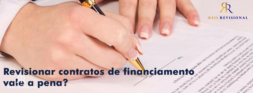 Como Fazer a Revisão do Meu Contrato: Revisional Contrato de Financiamento Vale a Pena?