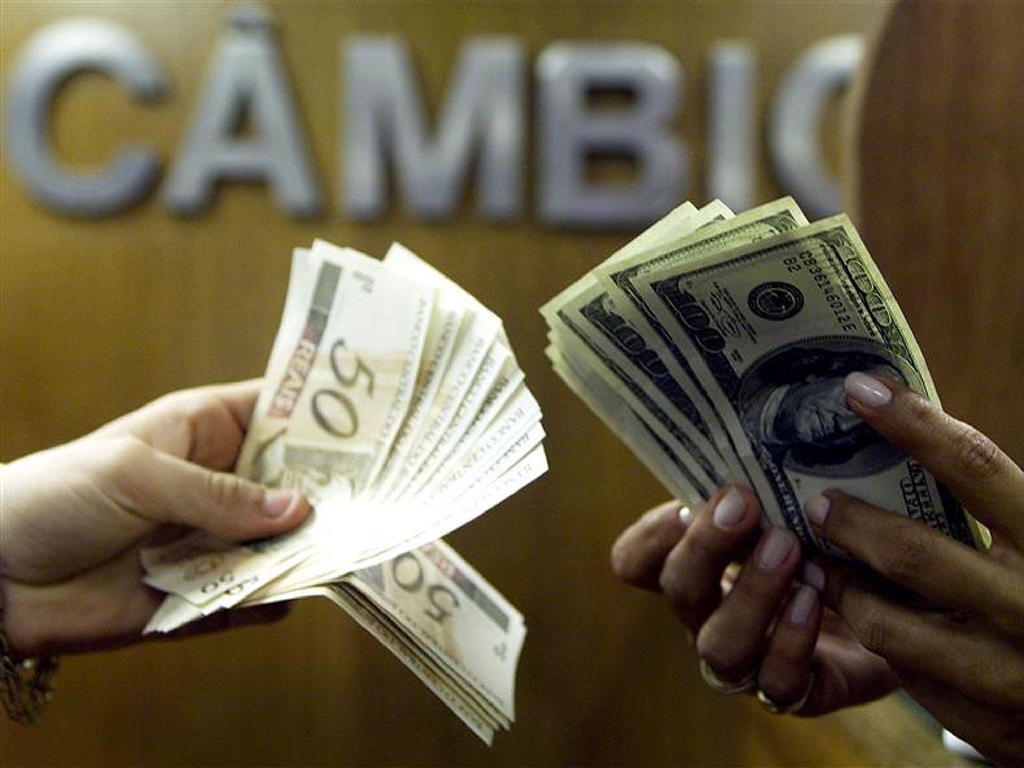 Conversão Real x Dólar