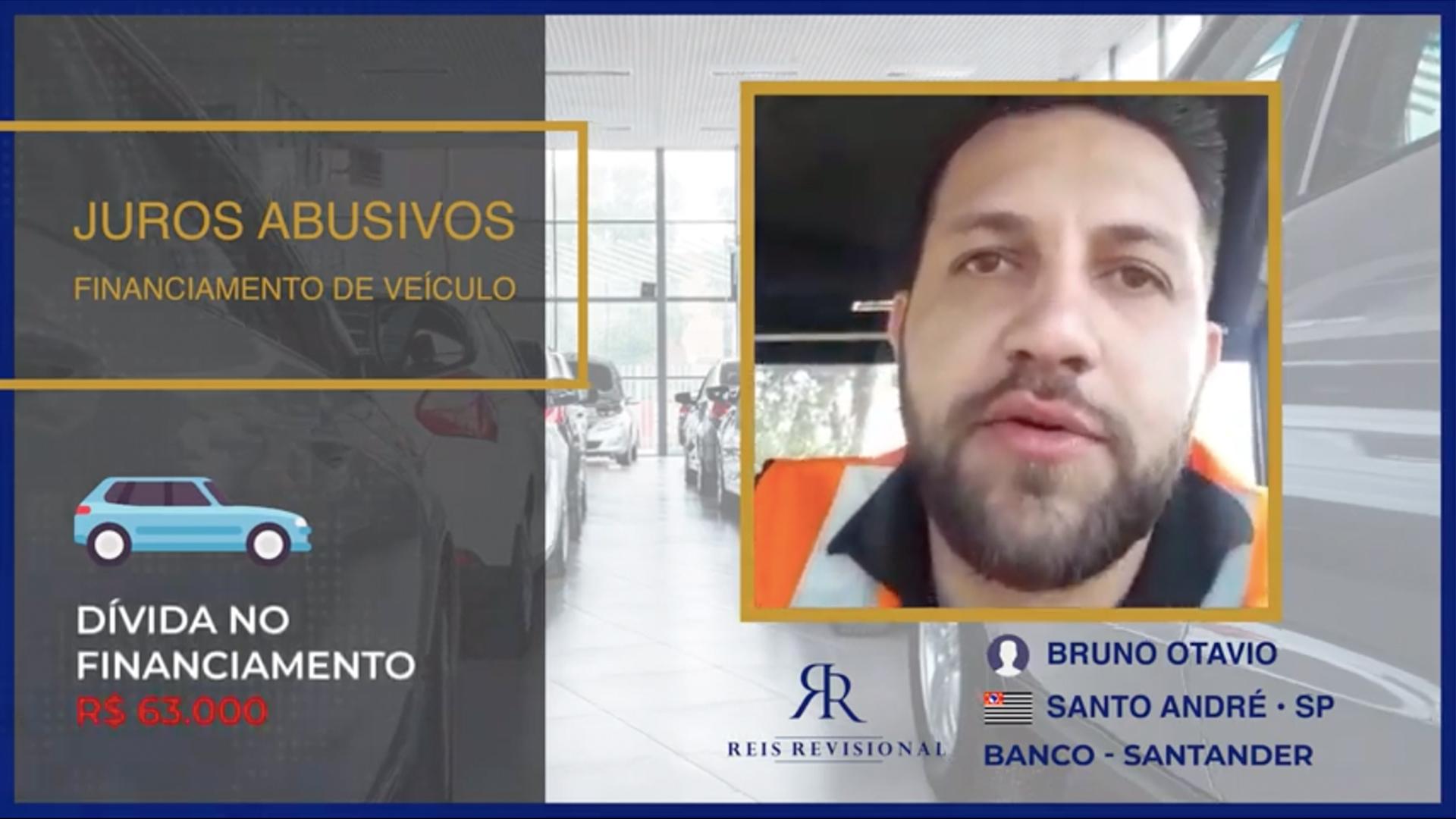 Bruno Otavio - Cliente Satisfeito