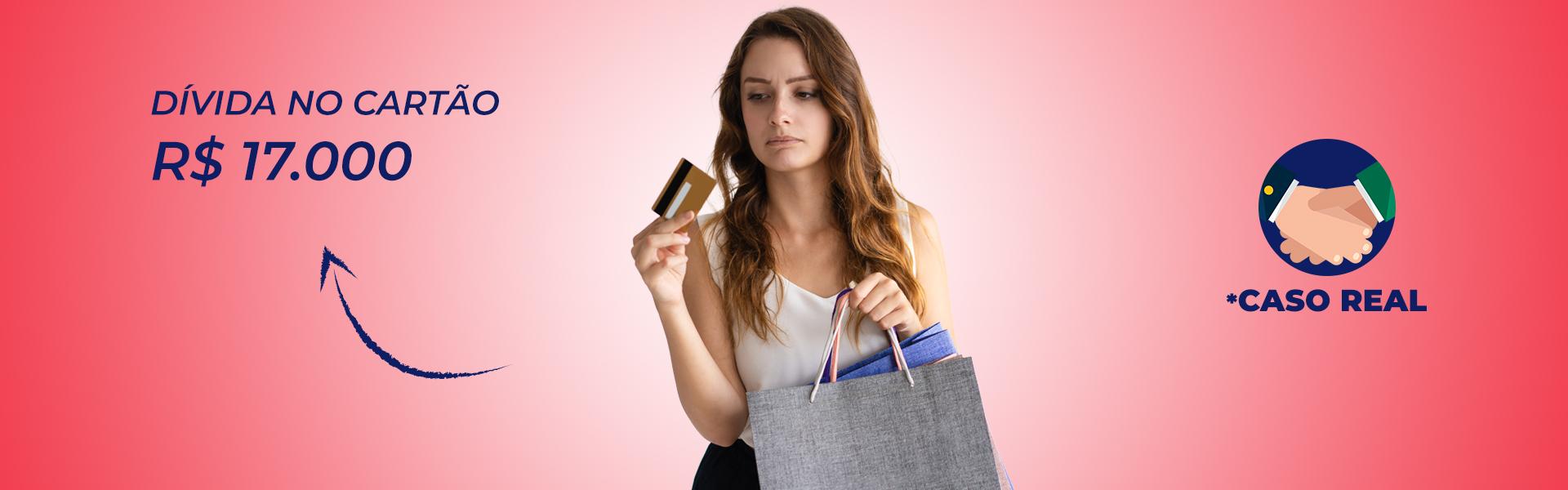 Dívida no Cartão de Crédito