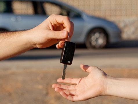 Compra de carros com dívidas