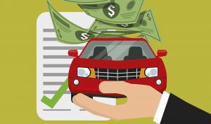 Carros com dívidas no Brasil