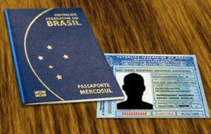 Passaporte apreendido