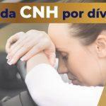 Suspensão da CNH por dívida