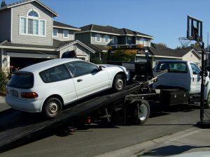 Carro removido