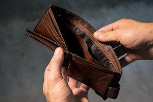 dívida após negativação do débito
