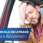 Caminhão com parcela em atraso - O risco da busca e apreensão