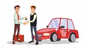 Devolver o carro ao credor amigavelmente