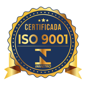 Selo ISO 9001 Reis Revisional