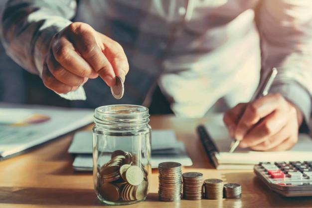 Pagamento de financiamento com desconto