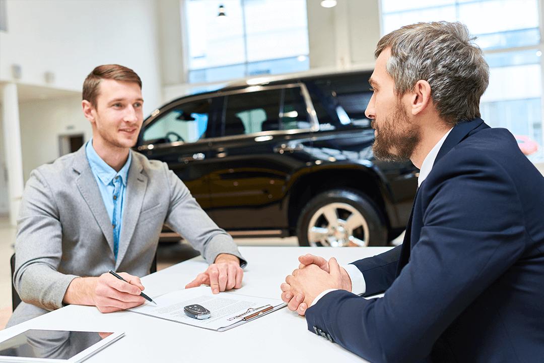 Negativa Crédito carro na revisional