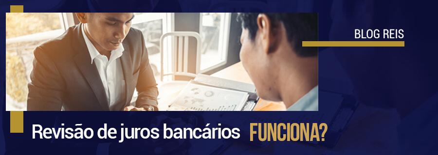Revisão de juros bancários